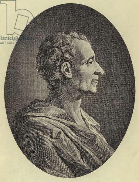 Montesquieu (photogravure)