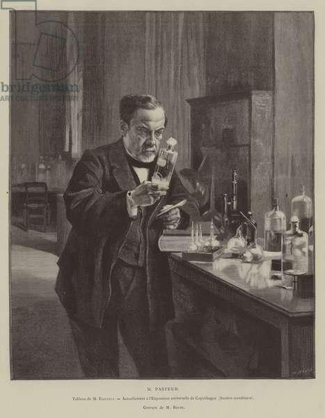 M Pasteur (engraving)