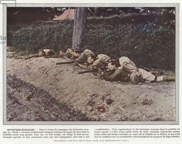Infanterie Ecossaise (photo)