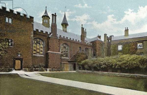 Queens' College, Erasmus Tower (photo)
