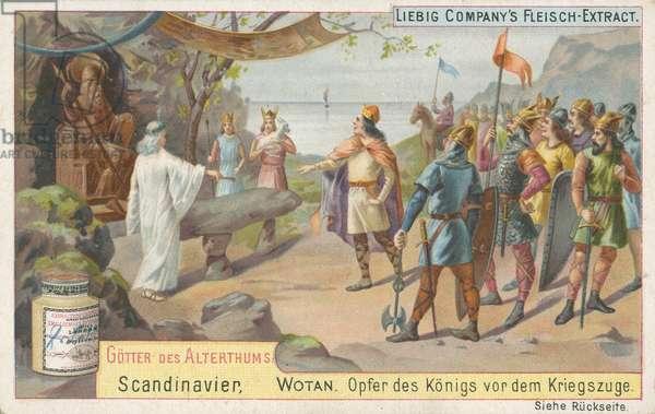 Scandinavia, Wotan