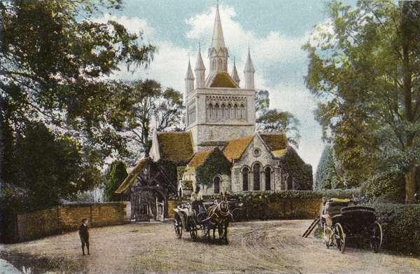 Whippingham Church (photo)