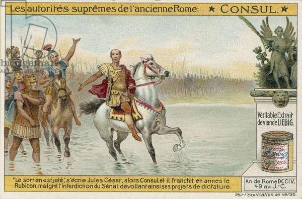 The Consul, Julius Caesar