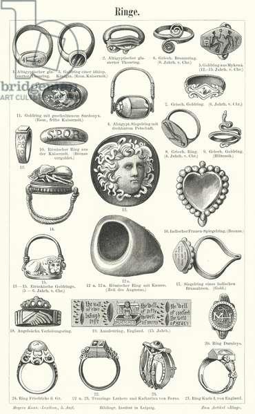 Rings (engraving)