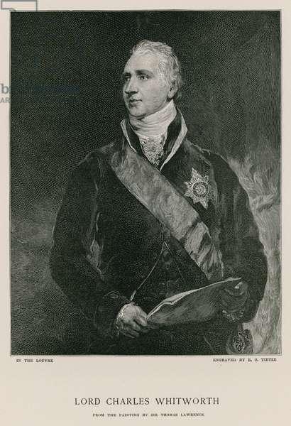 Lord Charles Whitworth (engraving)