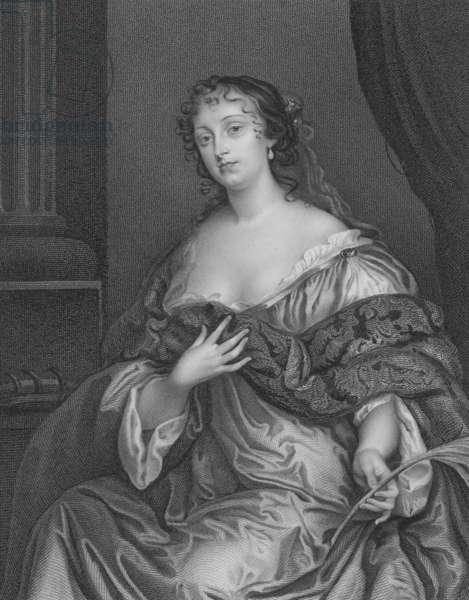 La Belle Hamilton (engraving)