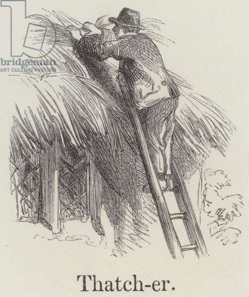 Thatcher (engraving)