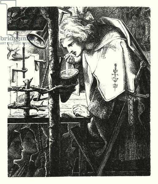 Sir Galahad (engraving)