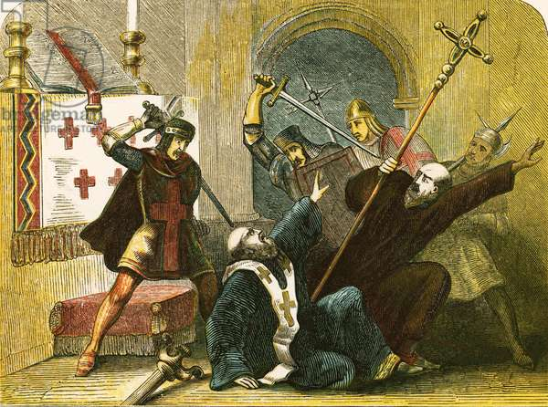 Assassination of Thomas a Becket