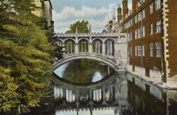 Bridge of Sighs, St. John's (photo)