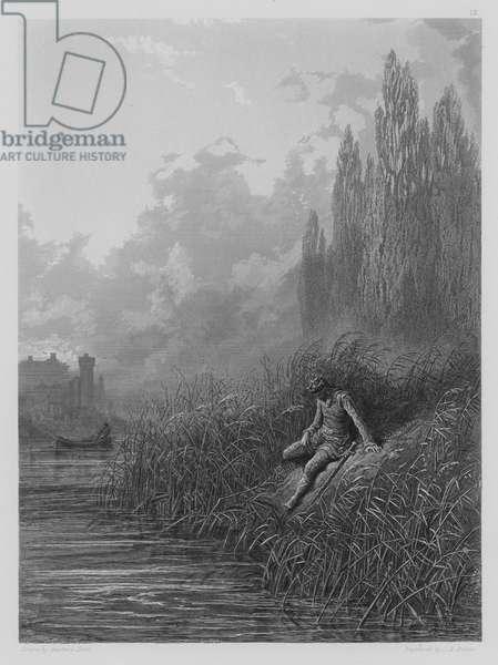 The Remorse of Lancelot (engraving)