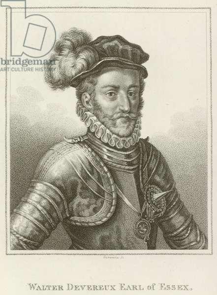 Walter Devereux, Earl of Essex (engraving)