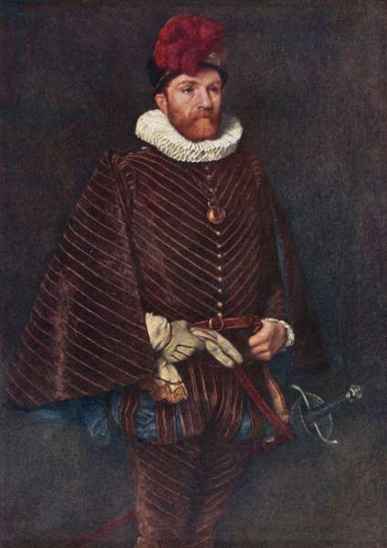 Mary's Half-Brother, Lord James Stuart, more widely known as Earl Murray
