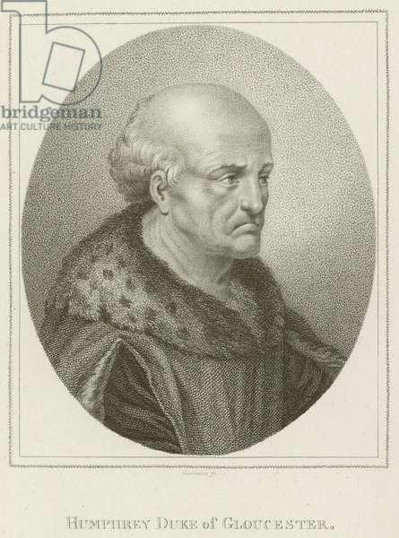 Humphrey, Duke of Gloucester (engraving)