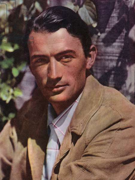 Gregory Peck (photo)