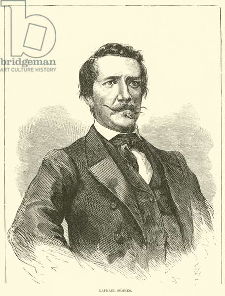 Raphael Semmes, December 1862 (engraving)
