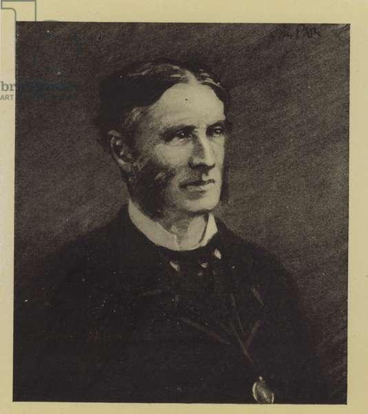 Matthew Arnold (litho)