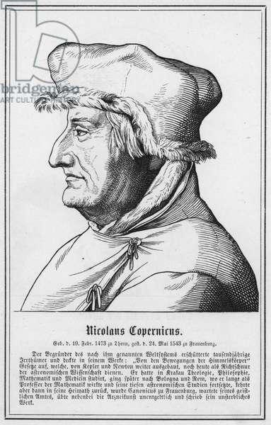 Nicolaus Copernicus (engraving)