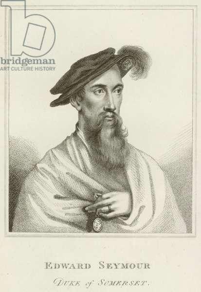 Edward Seymour, Duke of Somerset (engraving)