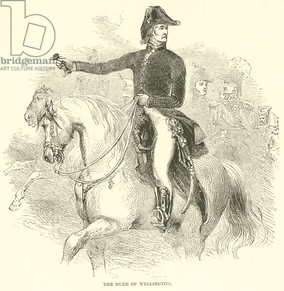 The Duke of Wellington (engraving)