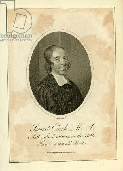 Samuel Clarke (engraving)