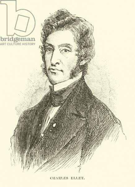 Charles Ellet, 1862 (engraving)
