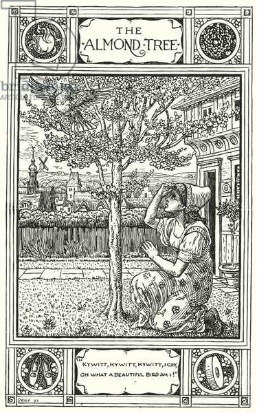 The Almond Tree (engraving)