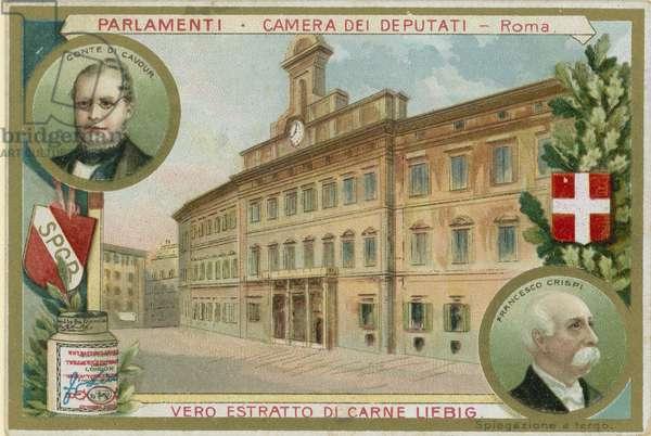 Rome, Parliament