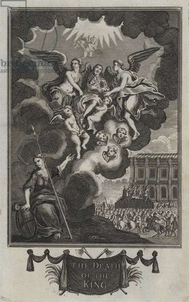 The Death of the King (engraving)