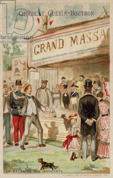Massacre of the Innocents (chromolitho)
