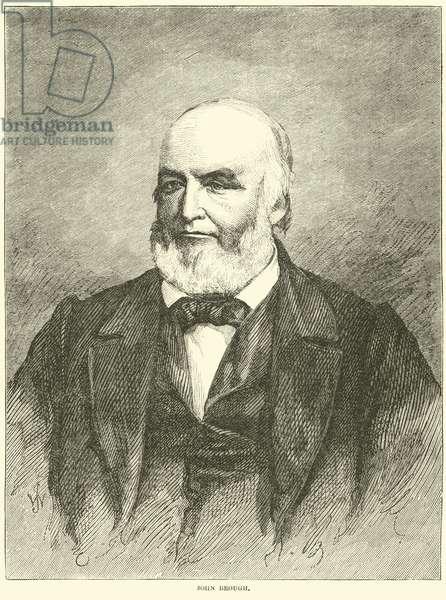 John Brough, December 1863 (engraving)