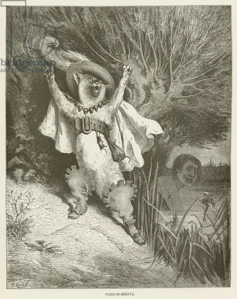 Puss-in-Boots (engraving)