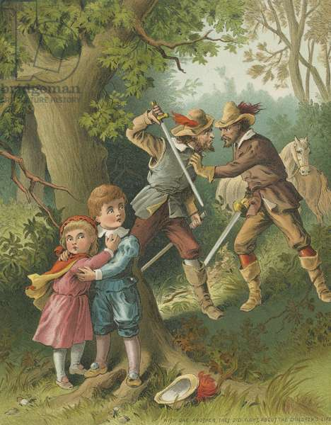 The Children in the Wood