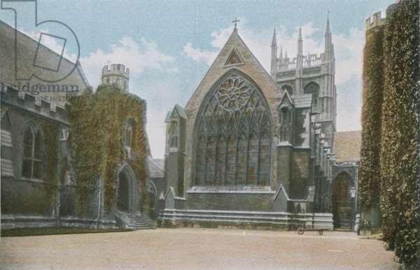 Merton College (photo)