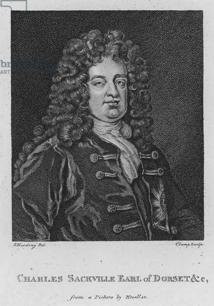 Charles Sackville, Earl of Dorset etc. (engraving)