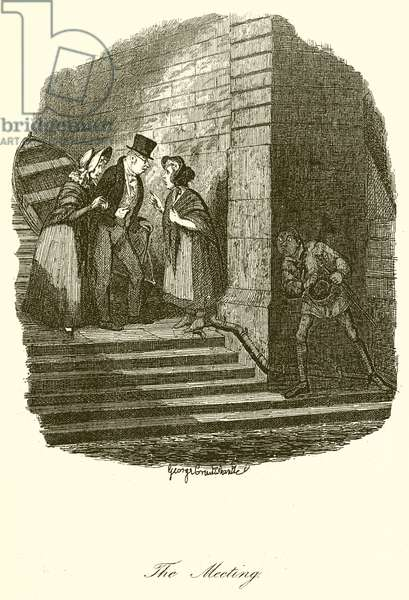 The Meeting (engraving)
