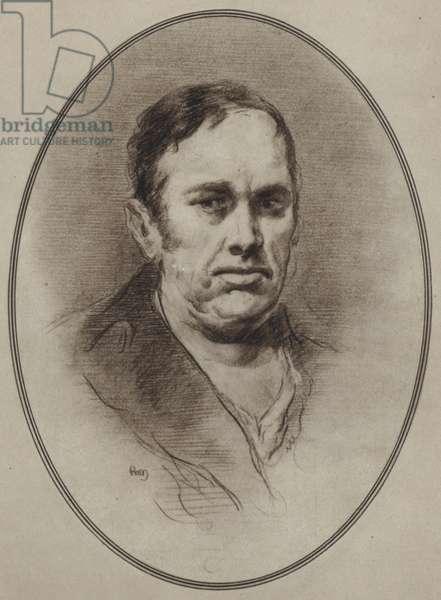 Portraits of Great Painters: Goya (litho)