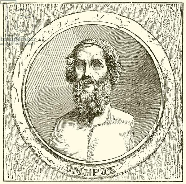 Homer (engraving)