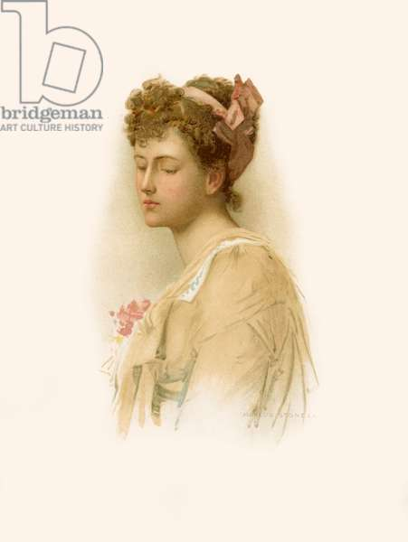 Tennyson's Margaret