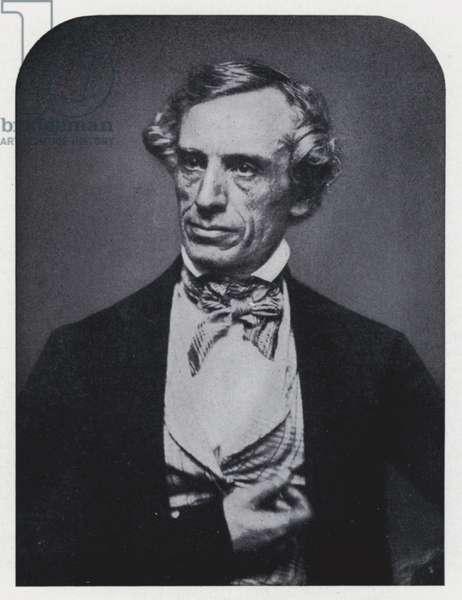 Samuel Finley Breese Morse, engineer (b/w photo)