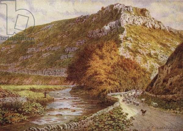Tonley Pike (colour litho)