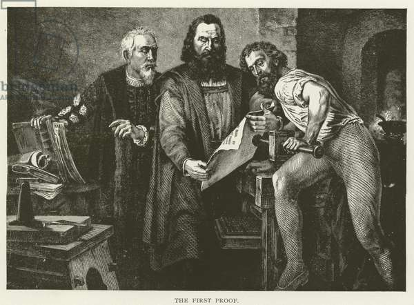 The First Proof (engraving)