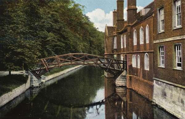Queens' College, the Bridge (photo)
