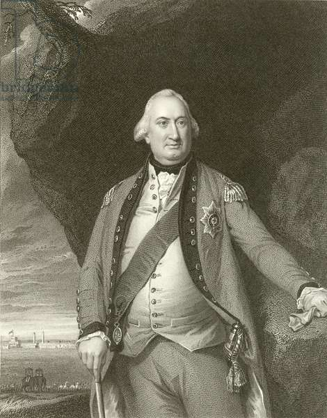 Charles, Marquis Cornwallis (engraving)