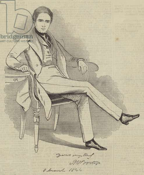 Barry Cornwall (engraving)