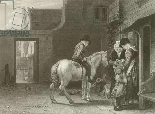 The Errand Boy (engraving)