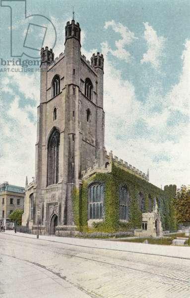 Church of St. Mary the Great (University Church) (photo)