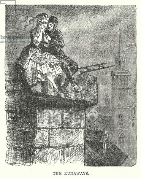 The Runaways (engraving)