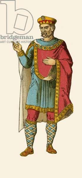 Emperor Charlemagne
