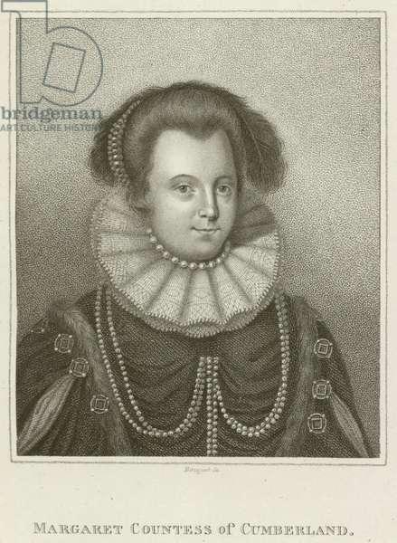Margaret, Countess of Cumberland (engraving)